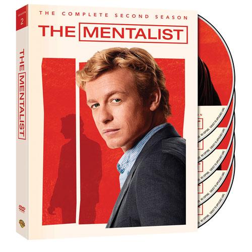 Mentalist: The Complete Second Season (Widescreen) (2010)