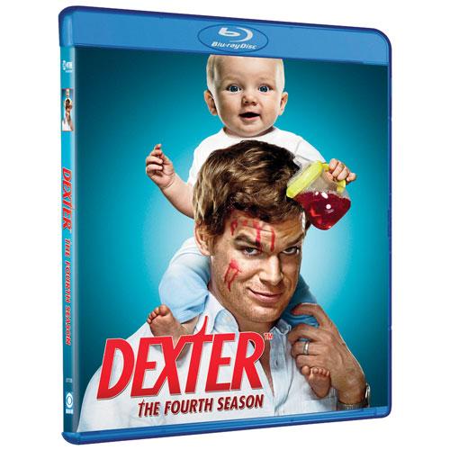 Dexter: Season 4 (2011) (Blu-ray)