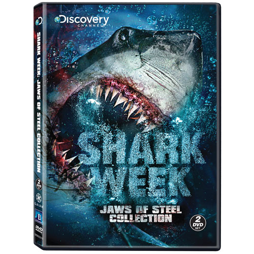 Shark Week: Jaws of Steel Collection (2010)