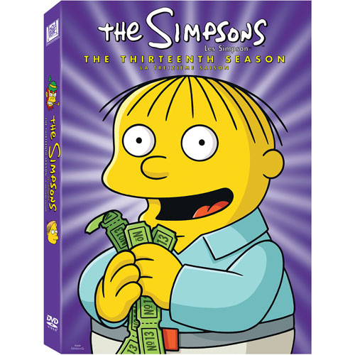 Simpsons: The Thirteenth Season (2010)