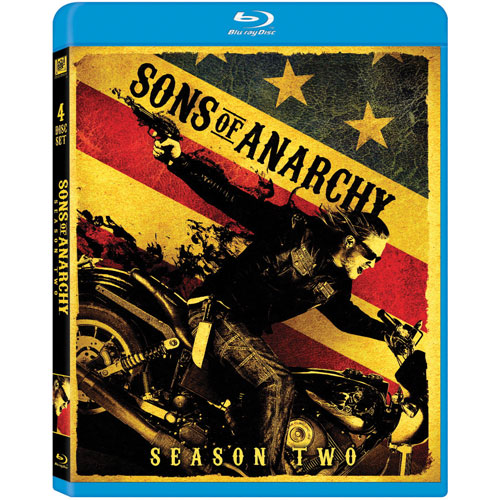 Sons of Anarchy: Season Two (Blu-ray) (2010)