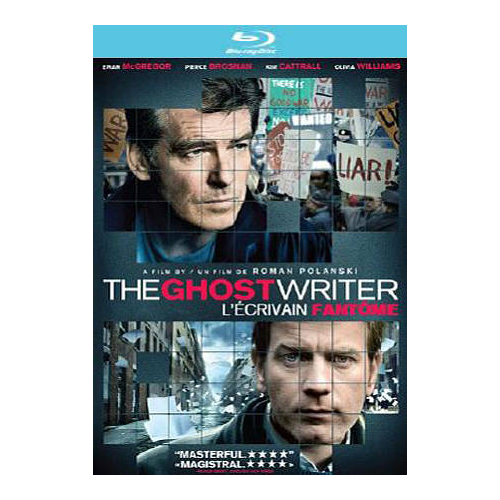 Ghost Writer, The (Blu-ray) (2010)