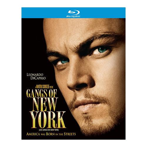 Gangs of New York (SteelBook) (Blu-ray) (2002)