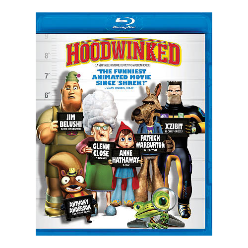 Hoodwinked (Blu-ray) (2006)