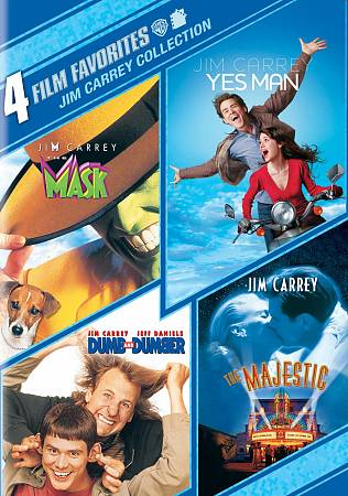 Jim Carrey Collection: 4 Film Favorites (2010)