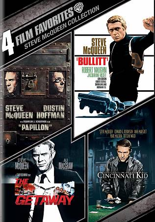 Steve McQueen Collection: 4 Film Favorites (2010)