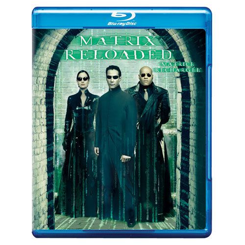 Matrix Reloaded (Blu-ray) (2003)