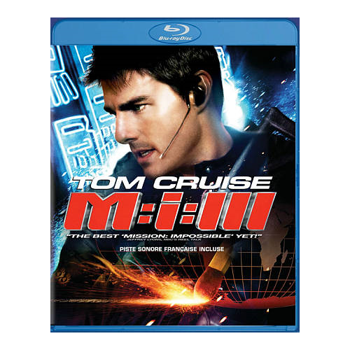 Mission: Impossible III (Blu-ray) (2006)