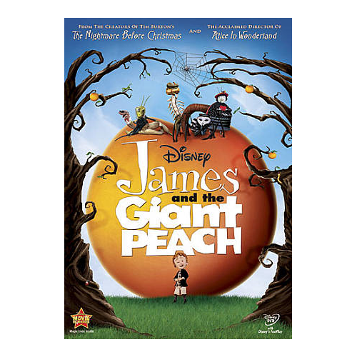 James and the Giant Peach (Panoramique) (1996)