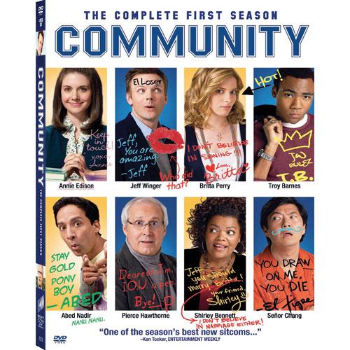 Community : L'intégrale de la saison 1 (Panoramique) (2010)