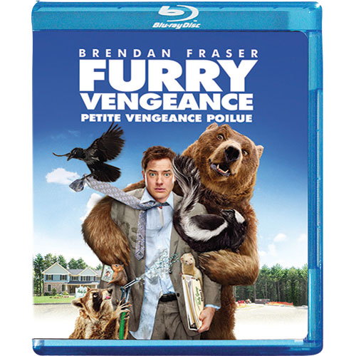 Furry Vengeance (Blu-ray) (2010)