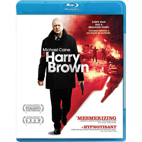 Harry Brown (Blu-ray) (2009)