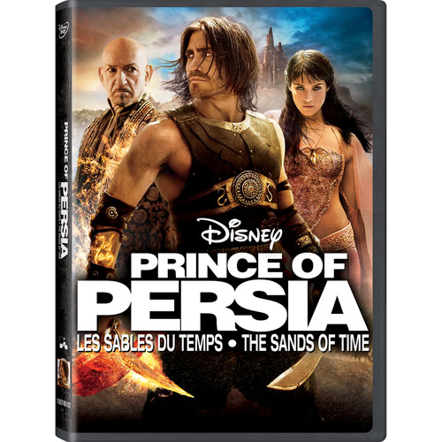 Prince of Persia: The Sands of Time (French) (2010)