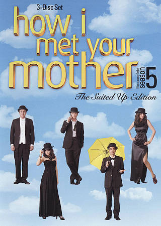 How I Met Your Mother: The Complete Season 5 (Widescreen) (2010)