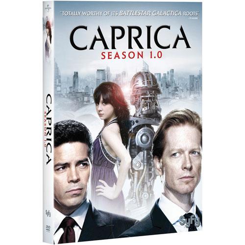 Caprica: Season 1.0 (Widescreen) (2010)