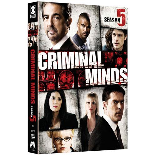 Criminal Minds: Saison 5 (2010)