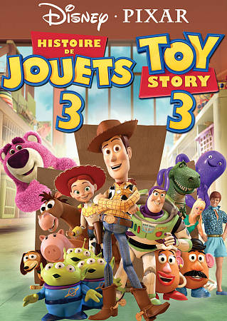 Toy Story 3 (French) (2010)