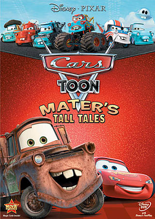 Cars Toon: Mater's Tall Tales (2010)