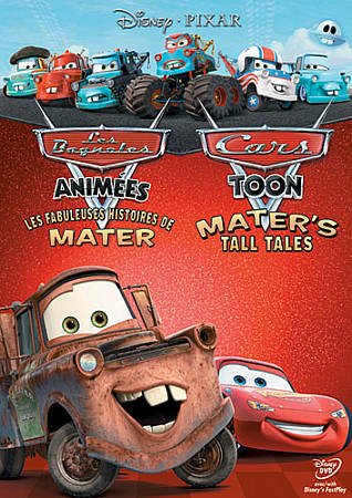 Cars Toon: Mater's Tall Tales (French) (2011)