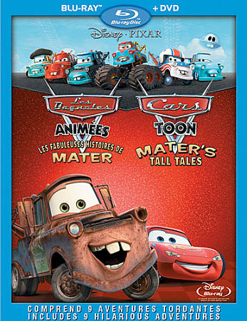 Cars Toon: Mater's Tall Tales (French) (Blu-ray) (2011)