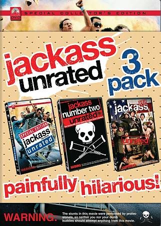 Jackass Collection (2010)