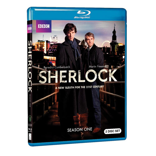 Sherlock: Season One (English) (Blu-ray) (2010)