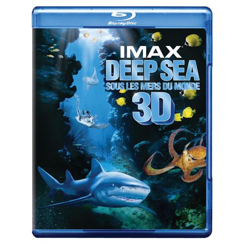 Deep Sea 3D (IMAX) (Blu-ray) (2006)