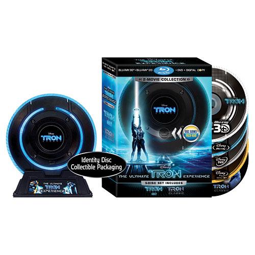 Ultimate Tron Experience (Blu-ray) (2011)