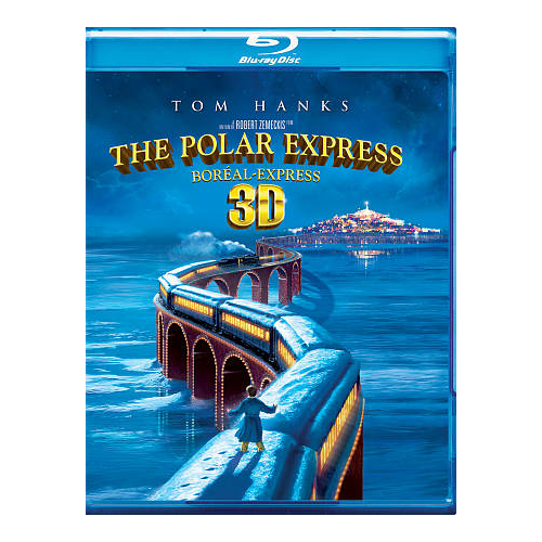 Polar Express (Blu-ray 3D) (2004)