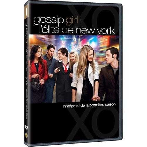 Gossip Girl: l'intégrale de la première saison (Française) (2007)