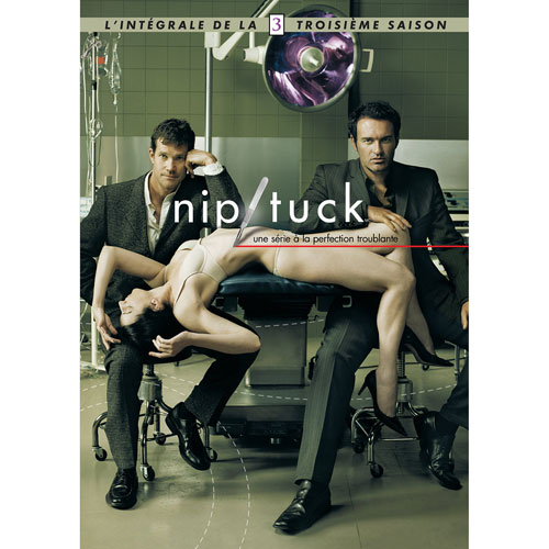 Nip-Tuck - The Complete Third Season (French) (2005)