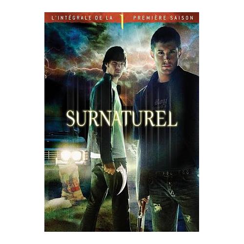 Supernatural: L'intégrale de la première saison (Française) (2006)