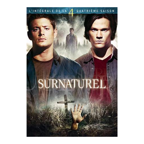 Supernatural: The Complete Fourth Season (French) (Widescreen)