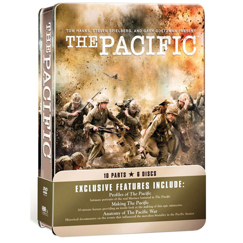 Pacific (Widescreen) (2010)