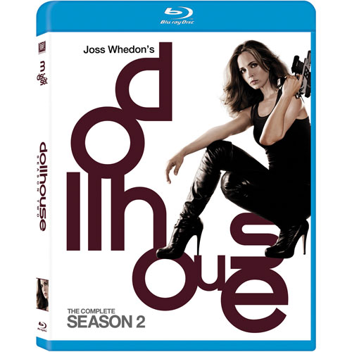 Dollhouse: Season 2 (2010) (Blu-ray)