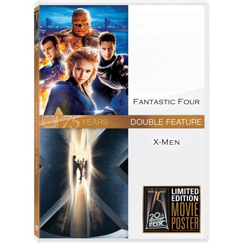Fantastic Four/ X-Men (Widescreen) (2000)