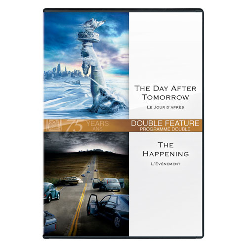 Day After Tomorrow/ The Happening Double Feature (Widescreen) (2010)