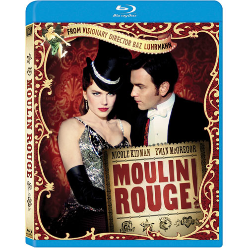 Moulin Rouge (Blu-ray) (2001)