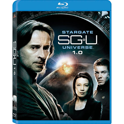 Stargate Universe: The Complete First Season (2010) (Blu-ray)