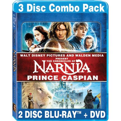 Chronicles of Narnia: Prince Caspian (Blu-ray Combo) (2008)