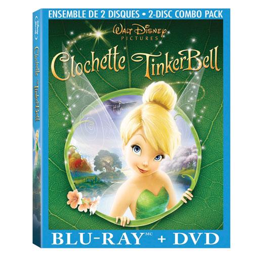 Tinker Bell (Bilingual) (Blu-ray Combo) (2008)