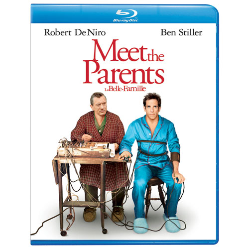Meet the Parents (Blu-ray) (2000)