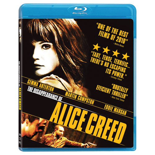 Disappearance Of Alice Creed (Blu-ray) (2009)