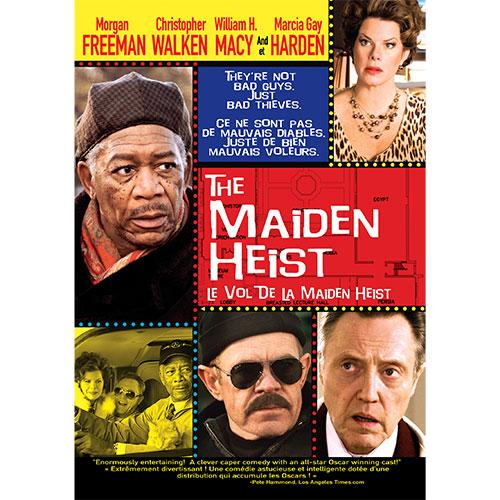 Maiden Heist (Blu-ray) (2009)