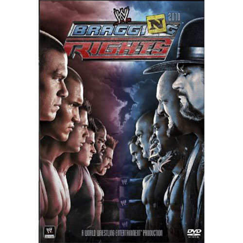 WWE: Bragging Rights 2010 (Widescreen) (2010)