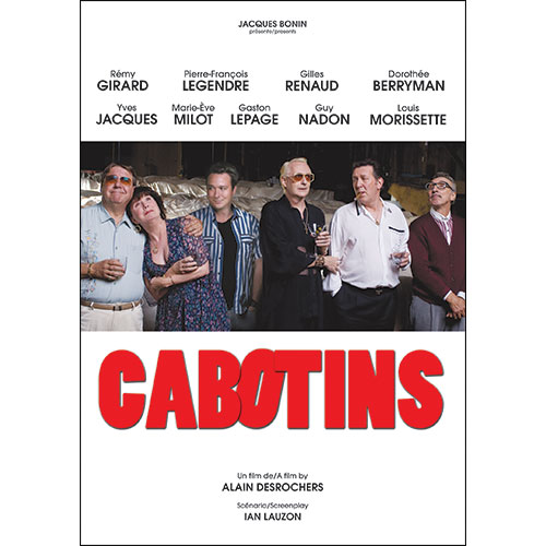 Cabotins (French) (Blu-ray) (2010)
