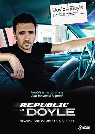 Republic of Doyle: Season 1 (2010)