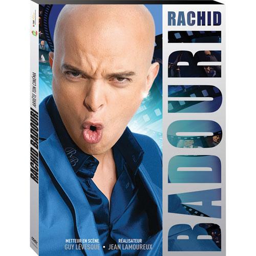 Rachid Badouri: Arrete ton cinema (Widescreen) (2010)