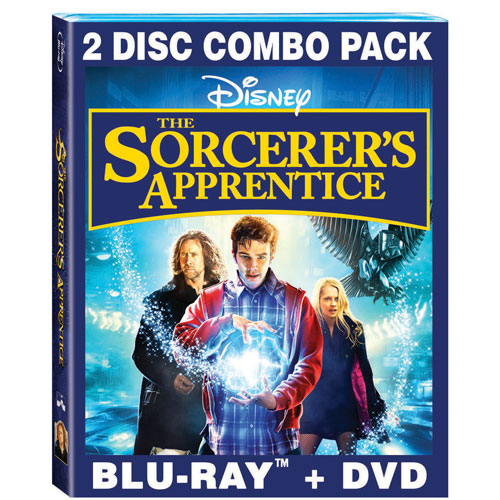 Sorcerer's Apprentice (Blu-ray Combo) (2010)