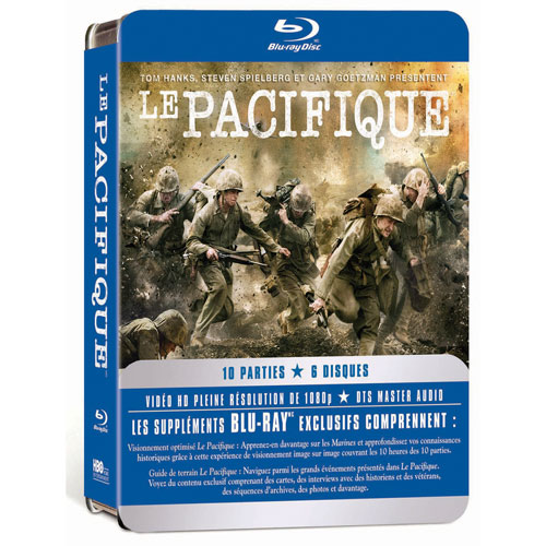 Pacific (French) (Blu-ray) (2010)